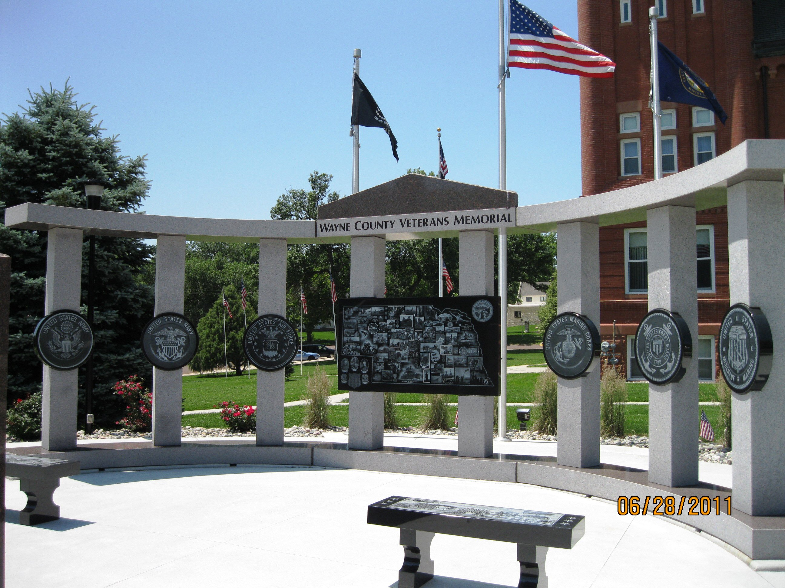 Wayne County Veterans Memorial